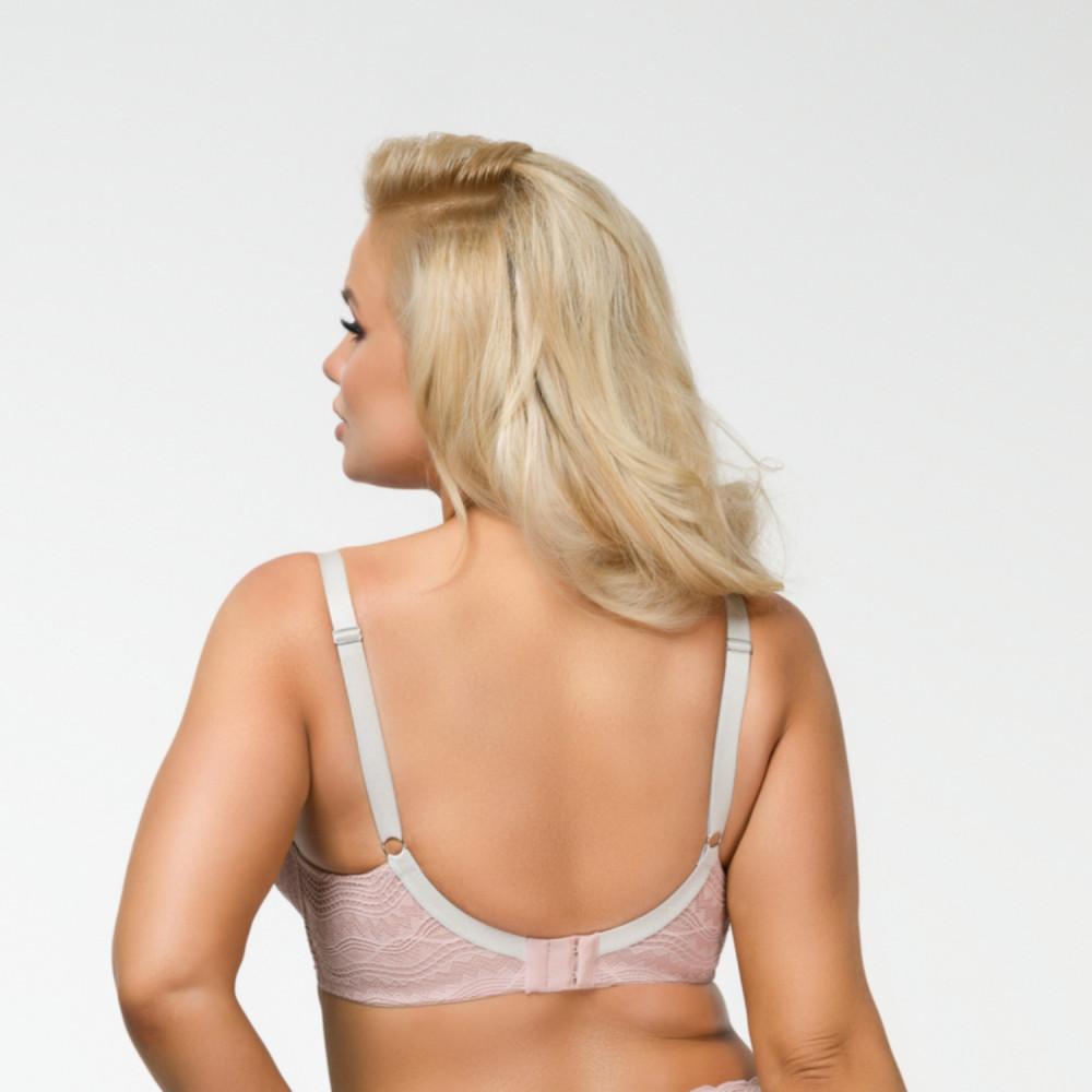 Marilyn Make-Up Hold-Ups 10D pończochy black - Przód