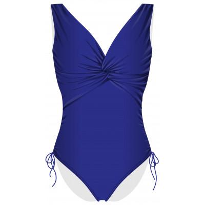 Body&Soul 3038 1C strój kąpielowy chabrowy